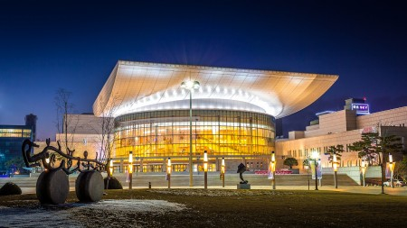 Concert Halls, Around Korea