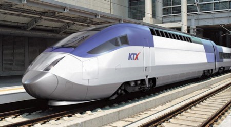 By Train from Seoul