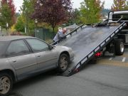 Finding Your Towed Car